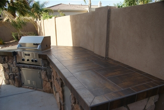 Material Option for Outdoor Kitchen Countertop Part2 - Info ...