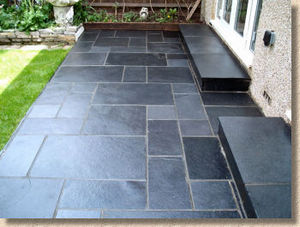 Problem Amp Solution For The Black Limestone As Pavers