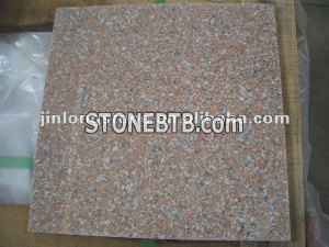 G696 yongding red granite tile