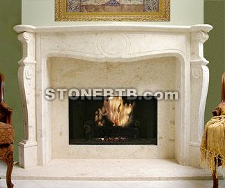 Simply Enjoy the Warm of Winter with the Fireplace