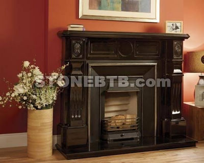 Enjoy Your Low carbon Lifestyle with Fireplace