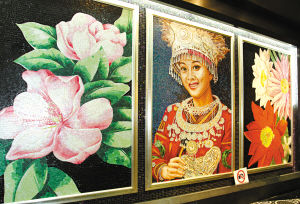 The Trend of the Stone Painting