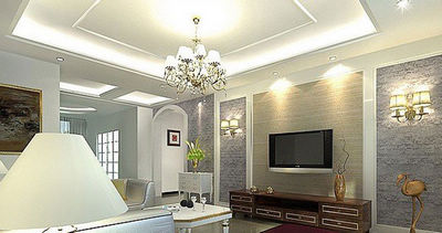 Concise Amp Beautiful Marble Tv Setting Wall Info Center