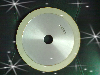 1A1 170D-10T-32H-14X,MD40,Vitrified diamond grinding wheel for natural diamond