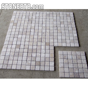 Travertine Mosaic MNMJ415