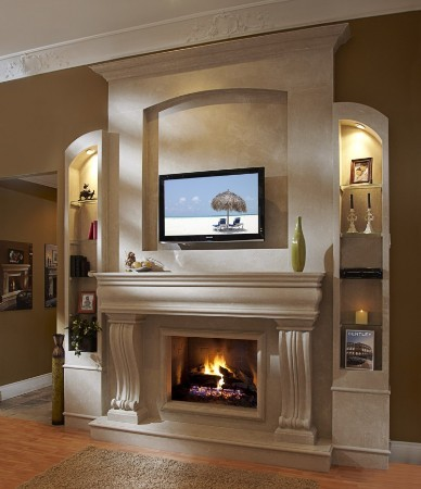 Why Choose The Faux Stone Fireplace Info Center Stonebtb Com