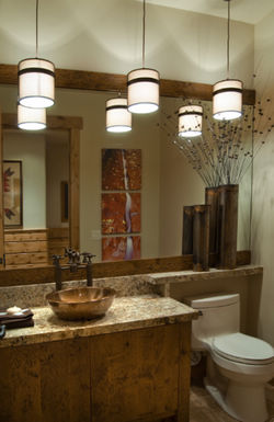 having already taken hold in bathroom design in 2011 the stand alone tub will continue to reign a favorite design element in the coming bathroom track lighting