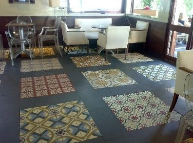 Revolution of Decorative Tile Part 1