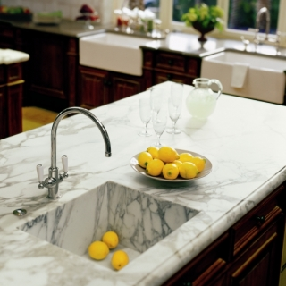 Introduction of Italian White Marble