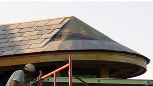 Conical Slate Roofing Tiles Info Center Stonebtb Com