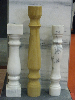 Balustrade (crystal white marble)