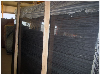 wooden black marble, China black wooden