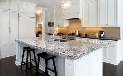 Intelligence of Kitchen Counters