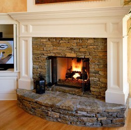 Fireplace Raised Hearth. Another consideration when choosing a fireplace hearth is whether or not  you want raised A set up off the ground as opposed to Consideration When Choosing Fireplace Hearth Info Center