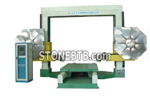 Quarry Chain Saw Stone Cutting Machinery
