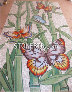 Art Mosaic Glass Mosaic ST051