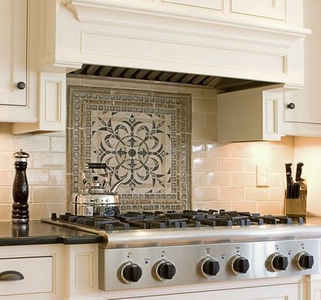 Pics Photos French Country Kitchen Backsplash Ideas