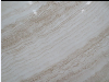 white travertine onyx slab