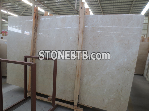 Polished Hyatt Beige Marble Slab
