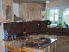 red granite kitchen top red stone worktop