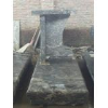 China Juparana Granite Monuments Tombstone