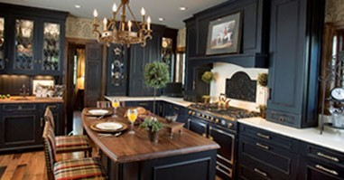 Great Design Ideas For Adding Color To Your Kitchen Info