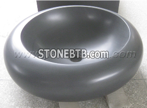Granite sink marble basin onyx vessel bathroom
