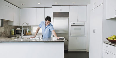 Easy Care and Maintenance for Quartz