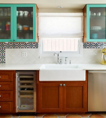 Alternatives For The Kitchen Backsplash Of Subway Tile Info Center