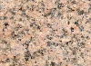 China granite flamed slab
