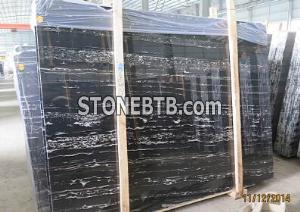 China Silver Dragon Marble Slabs