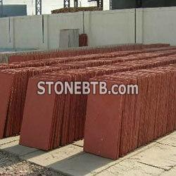 Red Sandstone China Paving Stone