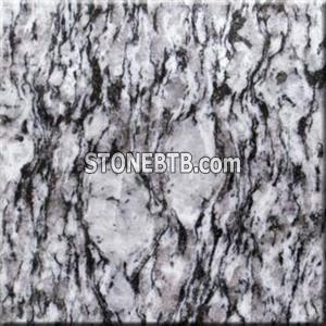 Granite White Wave
