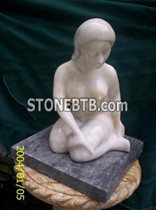 Marble products for garden