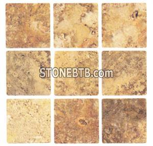 Scabos Travertine Tumbled
