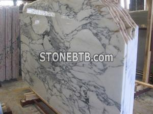 Arabescato Cervaiole marble slabs