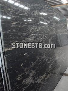 ganges black granite
