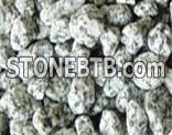 Black White Pebble Stone