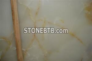 White jade slab
