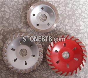 Sintered Turbo Cup wheel