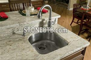 Camelia White granite counter top