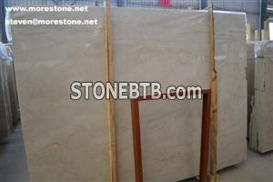 Angel Beige Marble Polished Slabs