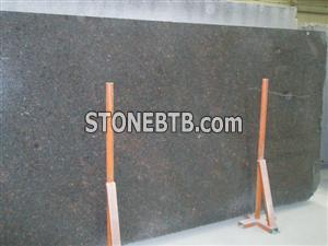 Tan Brown Granite Gangsaw Big Slabs