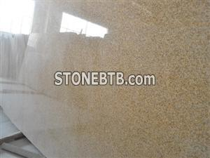 Sunset Gold Granite Gangsaw Big Slabs