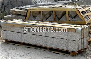 Granite Kerbstone Pinapple