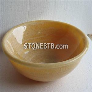 Honey Onyx Sink