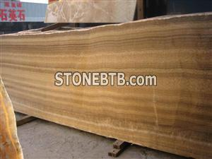 translucent wood vein honey onyx glass slabs