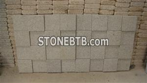 Yellow Granite Pavement Stone
