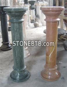Granite and Marble Column