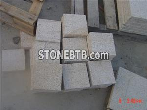 G682 flamed tile